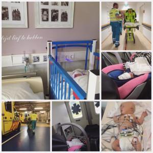 ziekenhuis transfer